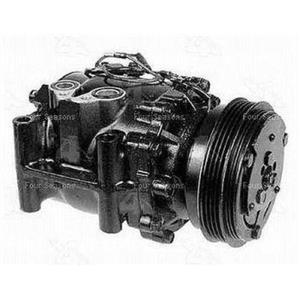 AC Compressor Fits Hyundai Elantra & Honda Prelude (1 Year Warranty R67554