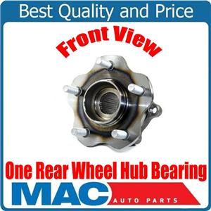 One 100% Brand New Rear Wheel Hub Bearing for Infiniti FX35 FX37 09-13