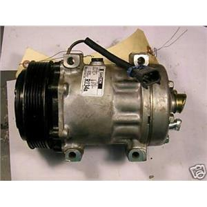 AC Compressor For 1999-2000 Freightliner 4480 4761 (1 Year Warranty) New 58709