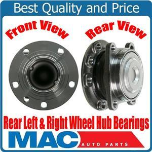 100% New REAR Wheel Hub Bearings Fits for Jeep Cherokee Front Wheel Drive 14-19