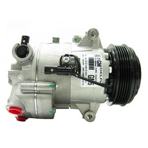 AC Compressor For 2012-2015 Buick Verano 2.4L (1 Yr Warranty) New 14-22239