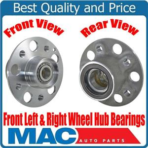 Front Wheel Hub Bearings for Mercedes-Benz Rear Wheel Drive Only 03-09 E320