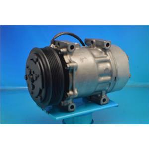 AC Compressor For Sanden 4080 4377 Kenworth Peterbilt (1 Year Warranty) Reman