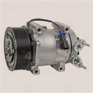 AC Compressor For Sanden 4018 International Navistar 3811773-C1 10 Grv R168532