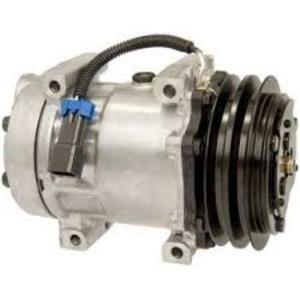 AC Compressor For Sanden 4778 4715 4890  Volvo Trucks (1 Yr Warranty) R98594