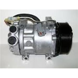 AC Compressor For 1995 06 07 08 09 2000-2008 Ford Motorhome Sanden 4848 Reman