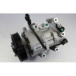 AC Compressor fits 2012-2016 Hyundai Accent 2012-2017 Kia Rio (1YW) R1177324