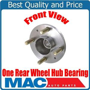 ONE 100% Rear Brand New Wheel Hub Bearing for Chevrolet Aveo With ABS 04-11