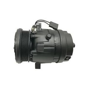 AC Compressor Fits Buick Chevrolet Oldsmobile (1 year Warranty) R57276