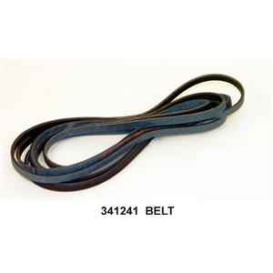 Dryer Drum Belt 341241 works for Whirlpool Various Models