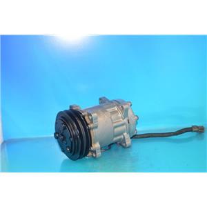 AC Compressor For Ford Freightliner Sanden 4469 4603 (1year Warranty) R68576
