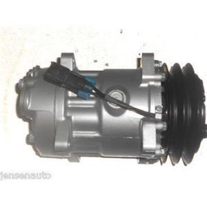 AC Compressor For Volvo Truck Sanden 4717 4777 4893 (1 Year Warranty) R98595