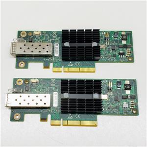 Lot of 2 Mellanox Single-Port Ethernet 10GbE Network Card MNPA19-XTR No Bracket