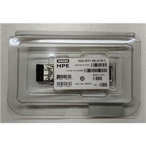 New HPE SFP Short Wave Transceiver 16GB XCVR-C AFBR-57F5MZ-HP1 793444-001 E7Y10A