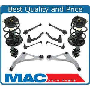 New Suspension & Chassis 10pc Front Wheel Drive for Nissan Altima Sedan 13-17
