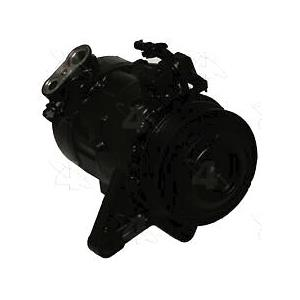 AC Compressor for 2013-16 GMC Acadia 2013-17 Chevy Traverse Buick Enclave (1YW)