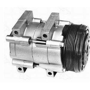 AC Compressor For Ford E-Series Lincoln Continental Mercury (1yr Warranty)R57124