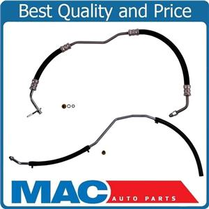 Power Steering Pressure Hoses for Chevrolet Colorado 06-12 With Z71 Suspension
