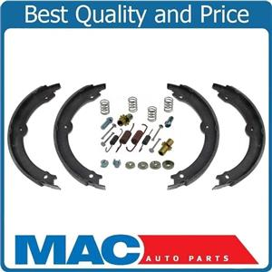 100% New Rear Emergency Parking Brake Shoes Spring Kit for Toyota Tundra 07-19