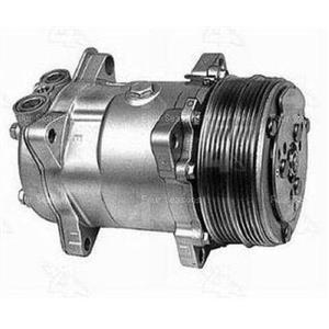 AC Compressor Fits 1983 1984 1985 Mazda 626 (1 Year Warranty) R57508