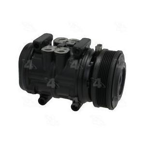 AC Compressor Fits Mercury LN7 Lynx Ford EXP Escort Tempo Topaz  (1 Yr W) R57384