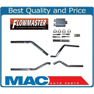 Fits 1998-2001 Ford F150 Dual Exhaust with FLOWMASTER Muffler