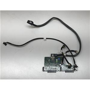 "Dell Poweredge R720XD 2.5"" Rear Backplane with Cables 0JDG3"