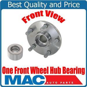 ONE 100% Brand New Front Wheel Hub & Bearing Repair Kit for Scion tC 2005-2010