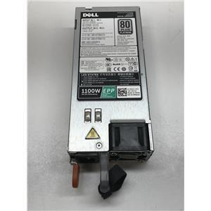 Dell 1100W HOTSWAP POWER SUPPLY FOR POWEREDGE R630 R730 PR21C W12Y2