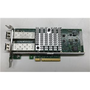 Intel E10G42BFSRG1P5 X520-SR2 Ethernet Server Adapter 10Gbps Low Profile W/SFP
