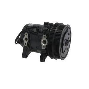 AC Compressor Fits 1989-1990 Nissan Pulsar NX (1 year Warranty) R57424