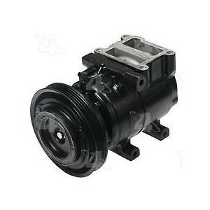 AC Compressor Fits 98-00 Hyundai Elantra 98-01 Tiburon (1 Year Warranty) R77366