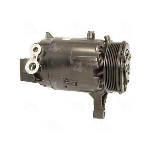 AC Compressor Fits Impala Monte Carlo Malibu  Pontiac G6 (1YW) R97271