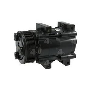 AC Compressor Fits E-350 Econoline Club Wagon Super Duty E-450 (1yr W) R57159