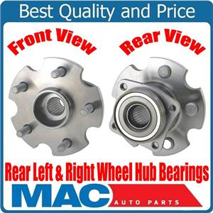 100% Brand New Rear Wheel Hub Bearing All Wheel Drive for Toyota Matrix 09-13