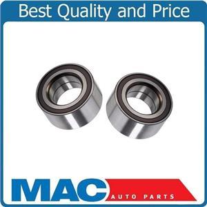 100% Brand New Front Wheel Bearings for Honda CR-Z 11-16 & FIT 09-18