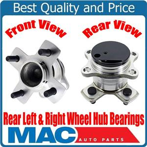 100% Brand New REAR Wheel Hub Bearings for Honda Fit REF 42200T5B951 15-19