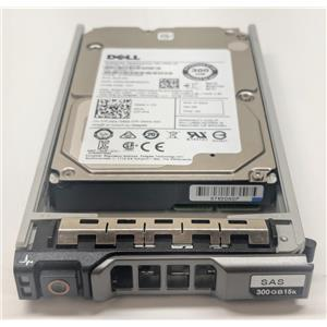 "Dell Enterprise 300GB 15K 2.5"" 12Gbps SAS Hard Drive 7FJW4"