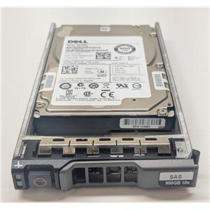 "Dell Savvio 900GB 10K 2.5"" 6Gbps SAS Hard Drive TXN32 w/ Dell R-series Tray"