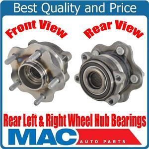 New REAR Wheel Hub Bearings All Wheel Drive for Nissan Murano 43202CA000 03-07