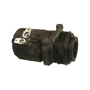 AC Compressor Fits 2004 2005 2006 2007 Cadillac CTS (1 Year Warranty) R97330