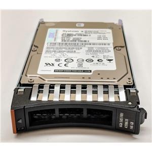 "IBM 146GB 15K 6Gbps 2.5"" SAS Hot Plug 42D0678 42D0677 42D0671 42D0633 w/ Tray"