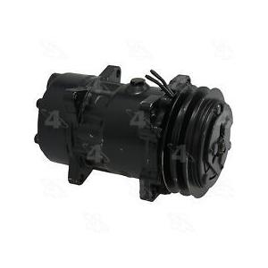 AC Compressor fits 1985-1991 Volkswagen Vanagon  (1 Year Warranty) R57593