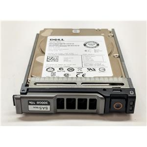 "Dell Enterprise 300GB 10K 2.5"" 6Gbps SAS HDD PGHJG w/ Dell R-series Gen 14 Tray"