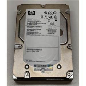 "HP 300GB 15K SAS 3.5"" 6G Dual Port 516832-002 EF0300FARMU ST3300657SS 516810-001"