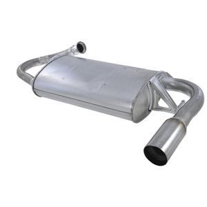 Rear Exhaust Muffler Fits for Toyota Matrix Pontiac 03-06 All Wheel Drive