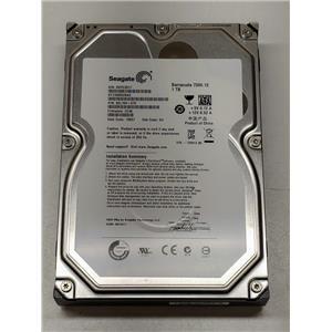 "Seagate Barracuda 1 TB Internal 7200 RPM 3.5"" ST31000528AS SATA II Hard Drive"