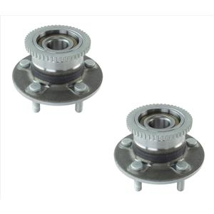 2- REAR Wheel Bearing Hub Assembly Fits For Nissan Quest Van Villager 97-2002