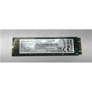 Dell Micron 512GB SATA M.2 2280 Solid State Drive MTDDV512TBN YGH36