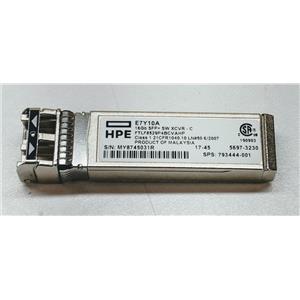HPE SFP Short Wave Transceiver 16GB XCVR-C 793444-001 E7Y10A